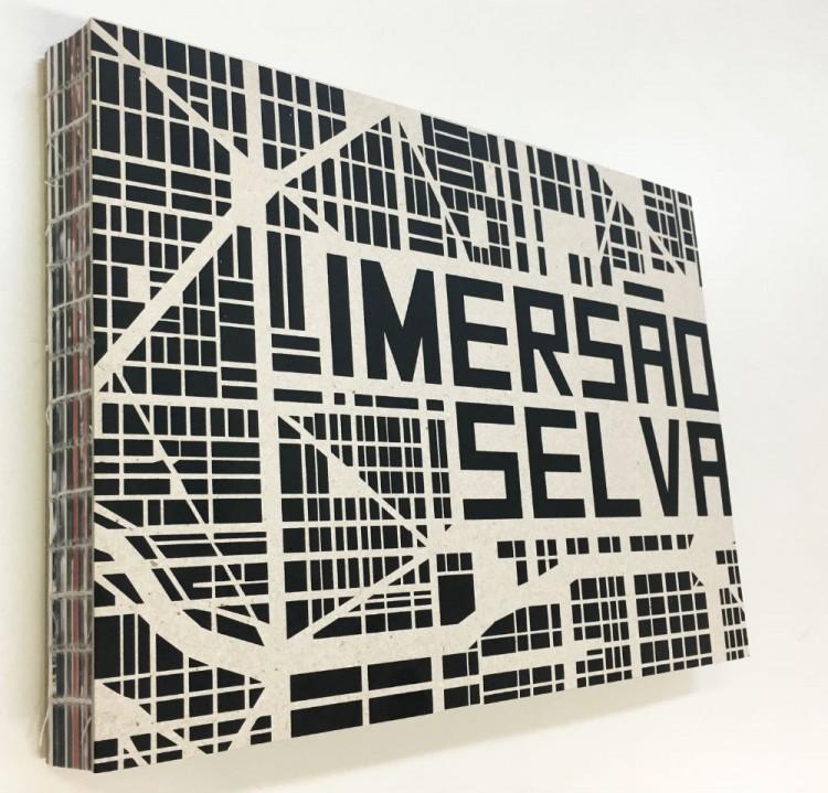 'Imersão Selva', livro sobre o processo de imersão para 'Na Selva das Cidades - Em Obras', da Mundana Companhia
